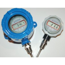 DM640TC Battery Powered Thermocouple Indicator