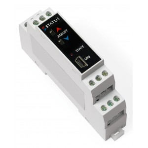 DIN - Rail Temperature Transmitters