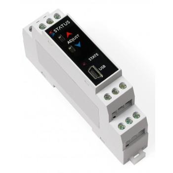 SEM1605TC DIN Rail Thermocouple Temperature Transmitter