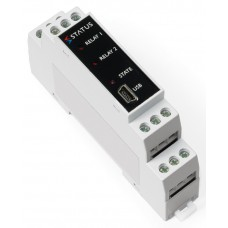 SEM1630 Dual Relay Output Signal Conditioner for Process Signals