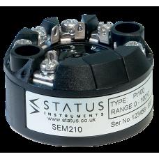 SEM210 Universal Programmable Temperature Transmitter